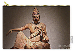 China Antiquities #10 Carry-all Pouch by Saundra Myles