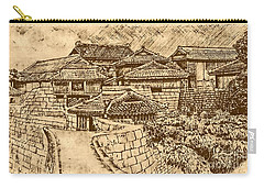 China Village Carry-all Pouch