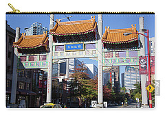Chinatown Gates Carry-all Pouch