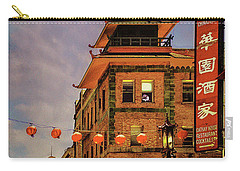 Chinatown San Francisco Carry-all Pouch