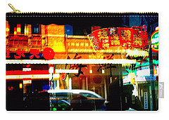 Chinatown Window Reflections 2 Carry-all Pouch