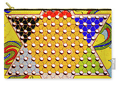 Chinese Checkers Carry-all Pouch