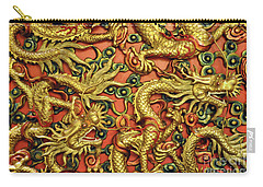 Chinese Dragons Carry-all Pouch