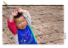 Chinese Boy Joy Carry-all Pouch