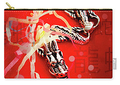 Chinese New Year Background Carry-all Pouch