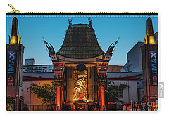 Chinese Theatre Carry-all Pouch by Art K