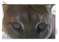 Carry-all Pouch featuring the photograph Chinook by Laddie Halupa