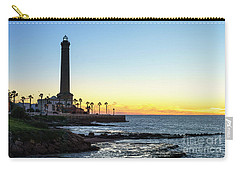 Chipiona Lighthouse Cadiz Spain Carry-all Pouch
