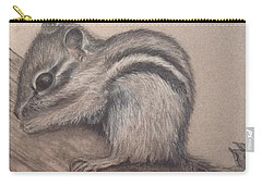 Chipmunk, Tn Wildlife Series Carry-all Pouch