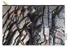 Chipped Rock Layers Photograph Carry-all Pouch