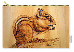 Chippies Lunch Carry-all Pouch by Ron Haist