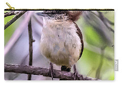 Carolina Wren Profile Carry-all Pouch