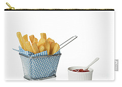 Chips With Tomato Sauce Carry-all Pouch