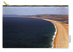 Chesill Beach Dorset Carry-all Pouch by Stephen Melia