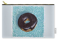 Chocolate Glazed Carry-all Pouch