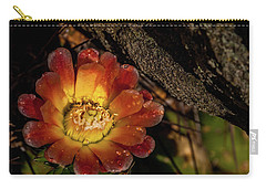 Cholla Carry-all Pouch by Martina Thompson