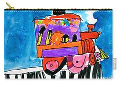 Choochoo Train Carry-all Pouch