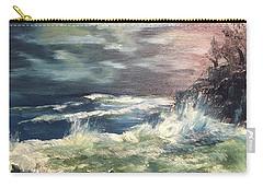 Choppy Seas 1 Carry-all Pouch