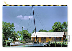 Choptank River Carry-all Pouch by Brian Wallace