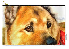 Chow Shepherd Mix Carry-all Pouch