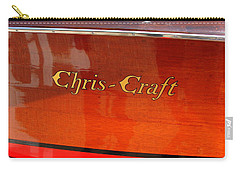 Chris Craft Logo Carry-all Pouch