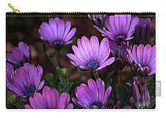 Carry-all Pouch featuring the digital art Morning Stretch by Stuart Turnbull