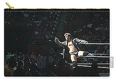 Chris Jericho Y2j Carry-all Pouch