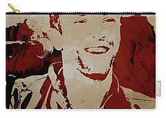 Chris Martin Coldplay Carry-all Pouch