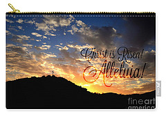 Christ Is Risen Carry-all Pouch