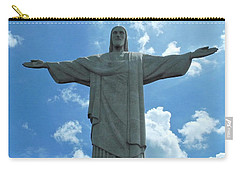 Christ The Redeemer Statue Carry-all Pouch