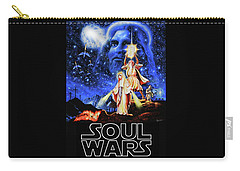 Christian Star Wars Parody - Soul Wars Carry-all Pouch