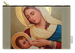 Christianity - Baby Jesus Carry-all Pouch