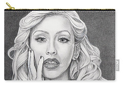 Christina Aguilera Carry-all Pouch