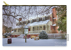 Christina Campbell Tavern Colonial Williamsburg Carry-all Pouch