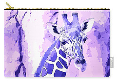 Christina's Giraffe Carry-all Pouch