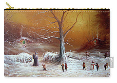 A Shire Christmas  Carry-all Pouch
