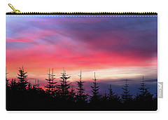 Christmas 2016 Sunset Carry-all Pouch
