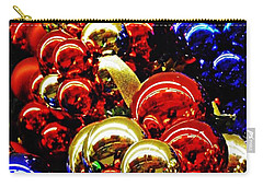 Christmas Abstract 14 Carry-all Pouch