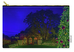 Christmas At Filoli Carry-all Pouch