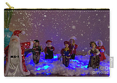 Christmas Card 2016 - 02 Carry-all Pouch by Al Bourassa