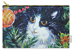 Christmas Catouflage Carry-all Pouch