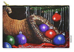 Christmas Colors Carry-all Pouch
