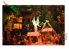Christmas Crib Carry-all Pouch