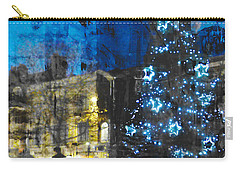 Carry-all Pouch featuring the photograph Christmas Eve by LemonArt Photography