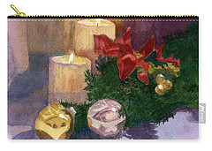 Christmas Glow Carry-all Pouch