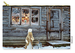 christmas in Scandinavia Carry-all Pouch