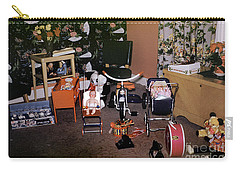 Christmas Morning Bounty 1950 Carry-all Pouch