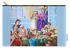 American History  We Say Merry  Christmas  Because It Is Christmas  Carry-all Pouch