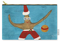 Christmas Starfish Carry-all Pouch