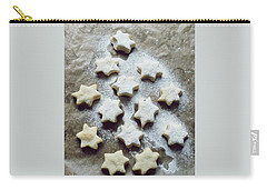 Christmas Stars Carry-all Pouch by Marija Djedovic